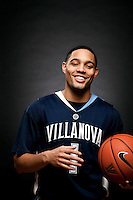 Scottie Reynolds is a senior point guard for the the Villanova Wildcats. He is well known for his game-winning layup with 0.5 seconds left against the University of Pittsburgh to advance to the 2009 Final Four. He was photographed at the school in Villanova, Pa., on Wednesday, Februar, 3, 2010.