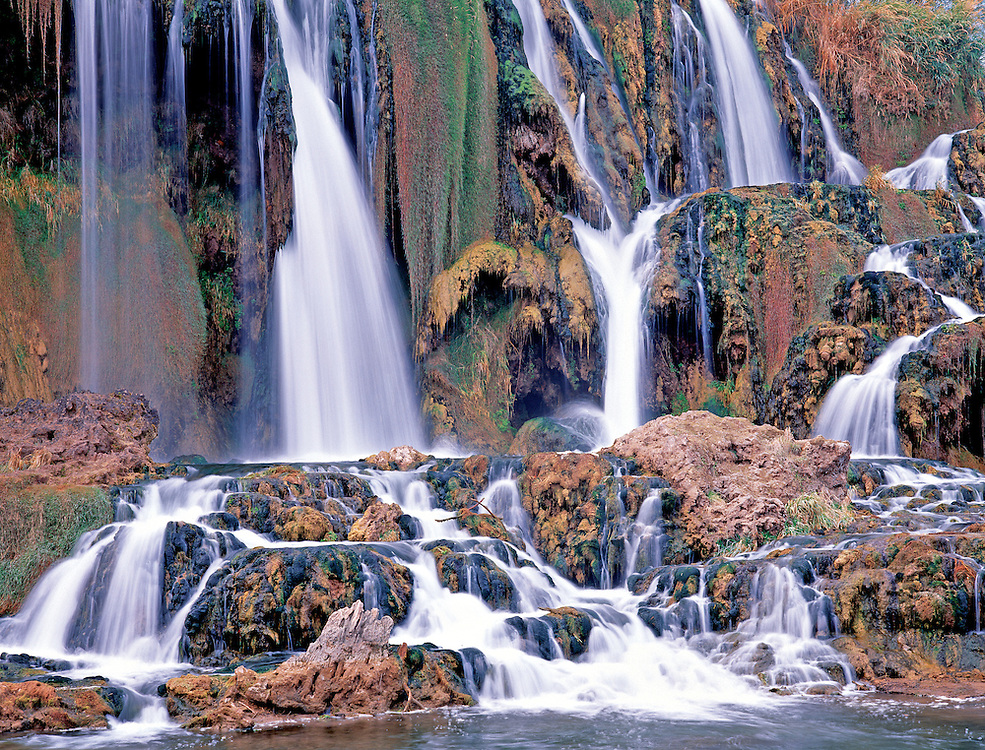 Falls Creek Falls Idaho