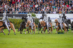 Opening ceremony, Equestrian Nation France<br /> CHIO Aachen 2019<br /> Weltfest des Pferdesports<br /> © Hippo Foto - Dirk Caremans<br /> Opening ceremony, Equestrian Nation France