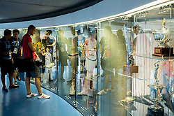 Museum of Drazen Petrovic during Day Off in Group C of FIBA Europe Eurobasket 2015, on September 7, 2015, in Zagreb, Croatia. Photo by Vid Ponikvar / Sportida