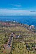 Kapalua Airport, Maui, Hawaii