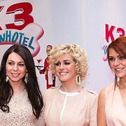 NLD/Amsterdam/20140202 - Premiere K3 Dierenhotel, K3, Kristel Verbeke