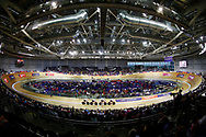 Illustration, General view, Team Pursuit, during the Track Cycling European Championships Glasgow 2018, at Sir Chris Hoy Velodrome, in Glasgow, Great Britain, Day 1, on August 2, 2018 - Photo Luca Bettini / BettiniPhoto / ProSportsImages / DPPI - Belgium out, Spain out, Italy out, Netherlands out -