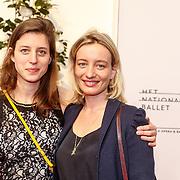 NLD/Amsterdam/20150410 - Première balletvoorstelling La Dame aux Camélias Het Nationale Ballet, .............