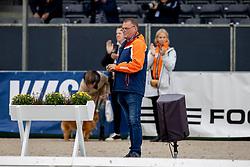 ROCKXRockx Johan, NED<br /> World Championship Young Horses Verden 2021<br /> © Hippo Foto - Dirk Caremans<br />  28/08/2021