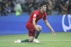 June 15, 2018 - Na - Sochi, 06/15/2018 - The National Team of Portugal has played today against Spain in Group B in the final phase of the 2018 World Cup. Gonçalo Guedes  (Credit Image: © Atlantico Press via ZUMA Wire)