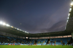 a general image during Coventry City's and Crawley Town's match at the Ricoh Arena