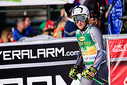 March 9, 2019 - Kranjska Gora, Kranjska Gora, Slovenia - Rasmus Windingstad of Norway in action during Audi FIS Ski World Cup Vitranc on March 8, 2019 in Kranjska Gora, Slovenia. (Credit Image: © Rok Rakun/Pacific Press via ZUMA Wire)