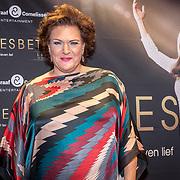 NLD/Amsterdam/20171002 - remiere Liesbeth List de Musical, Marjolein Touw