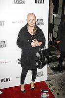 Gail Porter, Russell Marshall: Kate Moss 40 Retrospective - Launch Event, Imitate Modern, London UK, 16 January 2014, Photo by Brett D. Cove