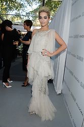 RITA ORA at the Glamour Women of the Year Awards in association with Pandora held in Berkeley Square Gardens, London on 4th June 2013.