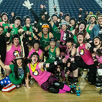 DC Rollergirls - 2018 Game Two