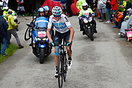 Christopher Froome (GBR - Team Sky) during the 101th Tour of Italy, Giro d'Italia 2018, stage 14, San Vito Al Tagliamento - Monte Zoncolan 181 km on May 19, 2018 in Italy - Photo Luca Bettini / BettiniPhoto / ProSportsImages / DPPI
