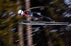 23.02.2019, Bergiselschanze, Innsbruck, AUT, FIS Weltmeisterschaften Ski Nordisch, Seefeld 2019, Skisprung, Herren, im Bild Simon Ammann (SUI) // Simon Ammann of Switzerland during the men's Skijumping HS130 competition of FIS Nordic Ski World Championships 2019. Bergiselschanze in Innsbruck, Austria on 2019/02/23. EXPA Pictures © 2019, PhotoCredit: EXPA/ JFK