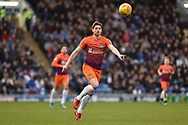 Northampton Town Defender, Ash Taylor (6) during the EFL Sky Bet League 1 match between Portsmouth and Northampton Town at Fratton Park, Portsmouth, England on 30 December 2017. Photo by Adam Rivers.
