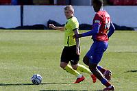 Will Collar. Aldershot Town FC 1-2 Stockport County FC. Vanarama National League. The EBB Stadium. 2.4.21