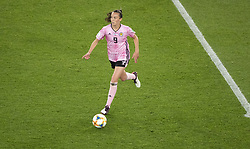 Caroline WEIR (SCO) n action during the match of 2019 FIFA Women's World Cup France group D match between Scotland and Argentina, at Parc Des Princes stadium on June 19, 2019 in Paris, France. Photo by Loic Baratoux/ABACAPRESS.COM