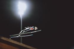 26.02.2021, Oberstdorf, GER, FIS Weltmeisterschaften Ski Nordisch, Oberstdorf 2021, Herren, Skisprung, HS106, Qualifiikation, im Bild Yukiya Sato (JPN) // Yukiya Sato of Japan during qualification of men ski Jumping HS106 Competition of FIS Nordic Ski World Championships 2021. in Oberstdorf, Germany on 2021/02/26. EXPA Pictures © 2021, PhotoCredit: EXPA/ JFK