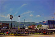 Northcentral Pennsylvania, city of Williamsport, urban renewal, The Green