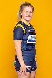 Alex Callender of Worcester Warriors Women - Mandatory by-line: Robbie Stephenson/JMP - 27/10/2020 - RUGBY - Sixways Stadium - Worcester, England - Worcester Warriors Women Headshots