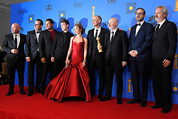 January 6, 2019 - Los Angeles, California, U.S. - ''The Americans'' won for Best TV Series, Drama in the Press Room during the 76th Annual Golden Globe Awards at The Beverly Hilton Hotel. (Credit Image: © Kevin Sullivan via ZUMA Wire)