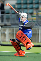 DEN HAAG - Larissa Meijer. Nederland speelt oefenwedstrijd tegen Japan in het Kyocera Stadion. COPYRIGHT KOEN SUYK