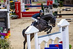 Klaproth Dirk, GER, Following Dream D<br /> Grand Prix <br /> Braunschweig - Löwenclassics 2019<br /> © Hippo Foto - Stefan Lafrentz