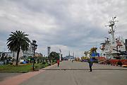 Batumi sea port, Adjara, Georgia