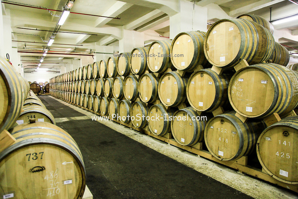 Ararat is an Armenian brandy that has been produced by the Yerevan Brandy Company since 1887. Photographed at the Ararat distillery Armenia