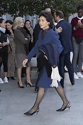 November 2, 2018 - Madrid, Spain - President of 'Reina Sofia' Music School Paloma O'Shea attends a concert to celebrate Queen Sofia's 80th birthday at the Superior School of Music Queen Sofia on November 2, 2018 in Madrid, Spain. (Credit Image: © Oscar Gonzalez/NurPhoto via ZUMA Press)