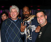 Dylan McDermott, Avi Lerner of Millennium Films, Snoop Dogg & Randall Emmett, Producer..The Tenants Post Screening Party.Aer Premiere Lounge.New York, NY, USA.Monday, April, 25, 2005.Photo By Selma Fonseca/Celebrityvibe.com/Photovibe.com, .New York, USA, Phone 212 410 5354, .email: sales@celebrityvibe.com ; website: www.celebrityvibe.com...