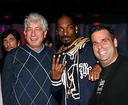 Dylan McDermott, Avi Lerner of Millennium Films, Snoop Dogg & Randall Emmett, Producer..The Tenants Post Screening Party.Aer Premiere Lounge.New York, NY, USA.Monday, April, 25, 2005.Photo By Selma Fonseca/Celebrityvibe.com/Photovibe.com, .New York, USA, Phone 212 410 5354, .email: sales@celebrityvibe.com ; website: www.celebrityvibe.com...
