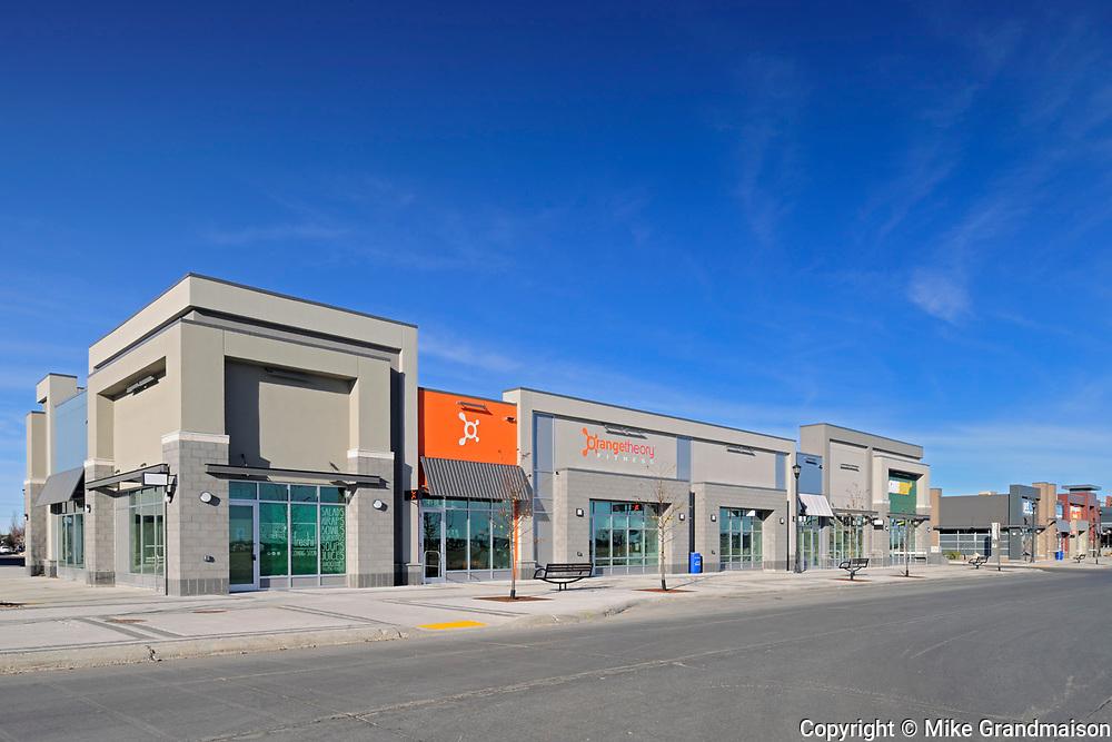 Sage Creek Mall, Raymond S.C. Wan, Architect, Winnipeg, Manitoba, Canada