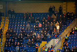 26.01.2014, Stamford Bridge, London, ENG, FA Cup, FC Chelsea vs Stoke City, 4. Runde, im Bild An estimated 700 Stoke City supporters watch their side take on Chelsea // during the English FA Cup 4th round match between Chelsea FC and Stoke City FC at the Stamford Bridge in London, Great Britain on 2014/01/26. EXPA Pictures © 2014, PhotoCredit: EXPA/ Propagandaphoto/ David Rawcliffe<br /> <br /> *****ATTENTION - OUT of ENG, GBR*****