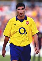 ◊Copyright:<br />GEPA pictures<br />◊Photographer:<br />Andreas Troester<br />◊Name:<br />Reyes<br />◊Rubric:<br />Sport<br />◊Type:<br />Fussball<br />◊Event:<br />Testspiel, NK Maribor vs Arsenal London<br />◊Site:<br />Maribor, Slowenien<br />◊Date:<br />22/07/04<br />◊Description:<br />Jose Reyes (Arsenal)<br />◊Archive:<br />DCSTR-2207041828<br />◊RegDate:<br />23.07.2004<br />◊Note:<br />8 MB - SU/SU