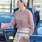 NLD/'Amsterdam/20170915 - Koningin Maxima opent congres De Dag van de Jeugdprofesional,