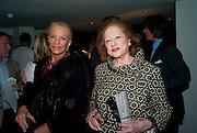 Princess Michael of Kent; Princess Alexandra Romanoff, Benno Graziani: Memories Of Summer, Hamiltons Gallery. London. 16 September 2009.