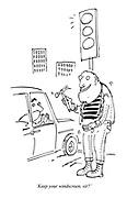 'Keep your windscreen, sir?'