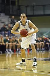 17 December 2011: John Koschnitzky during an NCAA mens division 3 basketball game between the Washington University Bears and the Illinois Wesleyan Titans in Shirk Center, Bloomington IL