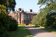 Arley Hall, Northwich, Chesire, UK
