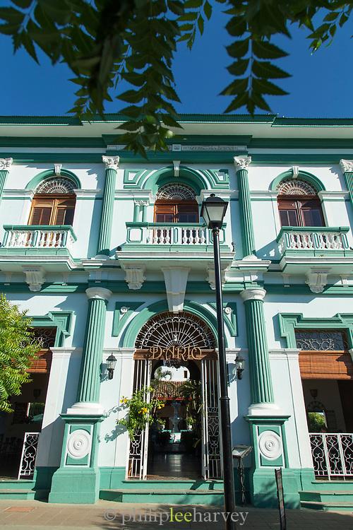 Hotel Dario in Granada, Nicaragua