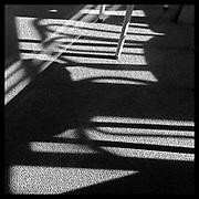 Shadows on carpet