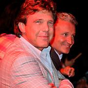 NLD/Hilversum/20120821 - Perspresentatie 3de seizoen The Voice of Holland 2012 / 2013, bedenker John de Mol