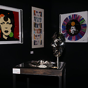 David Bowie , Star Man ,Guy Portelli,Chelsea Art Fair ,King's Road Revolution ,Where Art meets Music ,Chelsea Old Town Hall,