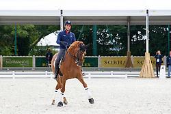 Ayache Alexandre, (FRA), Lights Of Londonderry<br /> Alltech FEI World Equestrian Games™ 2014 - Normandy, France.<br /> © Hippo Foto Team - Leanjo de Koster<br /> 25/06/14