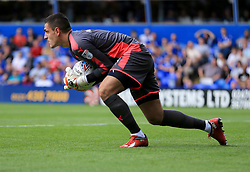 Vito Mannone of Reading - Mandatory by-line: Paul Roberts/JMP - 26/08/2017 - FOOTBALL - St Andrew's Stadium - Birmingham, England - Birmingham City v Reading - Sky Bet Championship