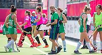 ANTWERP - BELFIUS EUROHOCKEY Championship.women  Ireland-Gemany (1-1).  Germany placed for semifinals . coach Sean Dancer (Irl) WSP/ KOEN SUYK