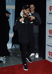 2017 iHeartRadio Music Festival - Day1. 22 Sep 2017 Pictured: The Weeknd. Photo credit: MEGA TheMegaAgency.com +1 888 505 6342