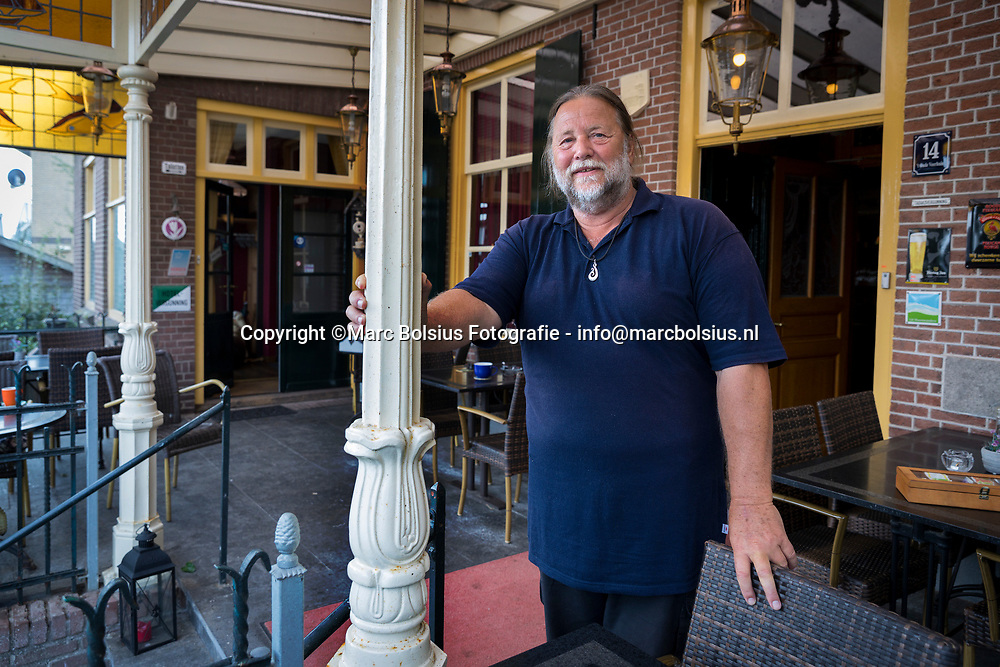 Nederland,  Heerewaarden, uitbater van restaurant Het Oude Veerhuis Don Elsman