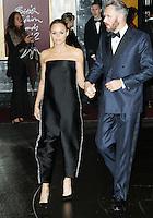 LONDON - NOVEMBER 27: Stella McCartney; Alasdhair Willis attended the British Fashion Awards 2012 at The Savoy Hotel, London, UK. (Photo by Richard Goldschmidt)